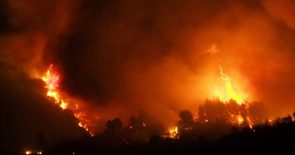 """""""Optimisme prudent"""" sur le front du feu dans l'Aude"""