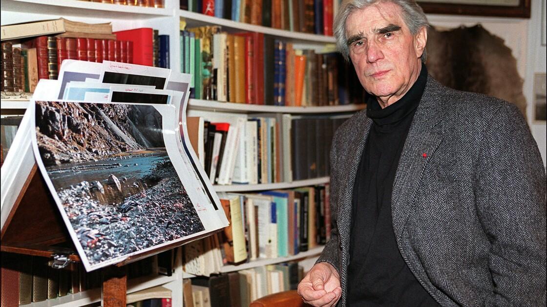 """Groenland: l'ethnologue Jean Malaurie dénonce """"l'esprit colonial"""" de Trump"""