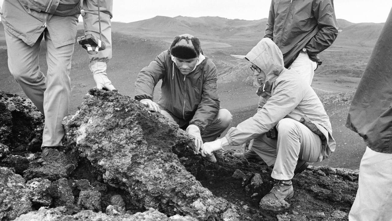 La NASA se prépare pour sa future mission martienne dans un champ de lave en Islande