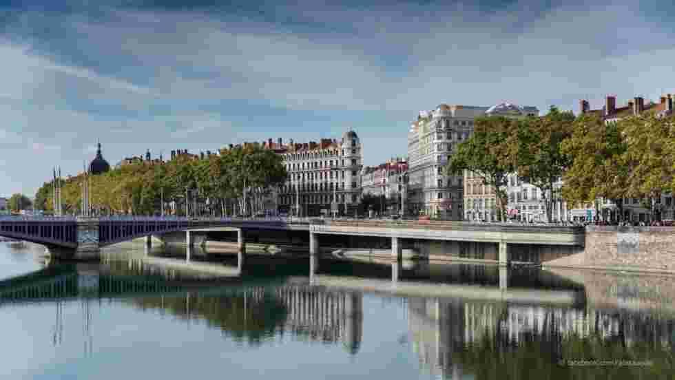Savoureux baisers de Lyon