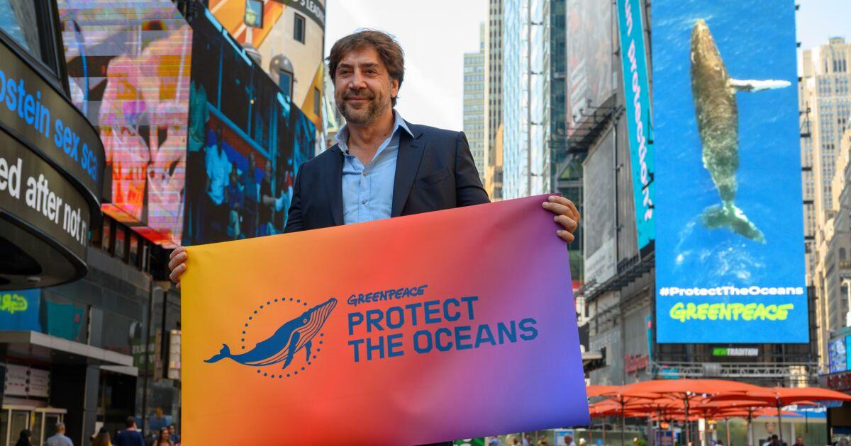 L'acteur Javier Bardem appelle à protéger les océans à la tribune de l'ONU