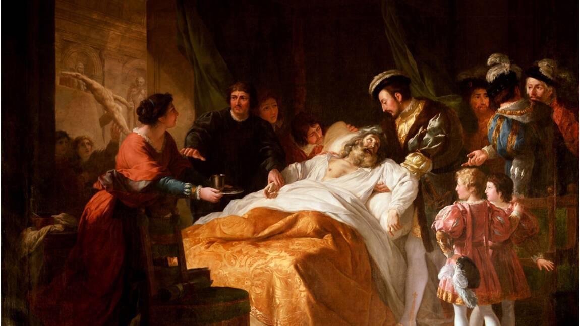 Pourquoi la mort de Léonard de Vinci a-t-elle alimenté les fantasmes ?