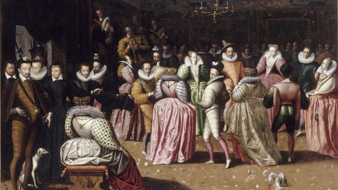 """Quand Henri III et ses """"mignons"""" faisaient jaser"""