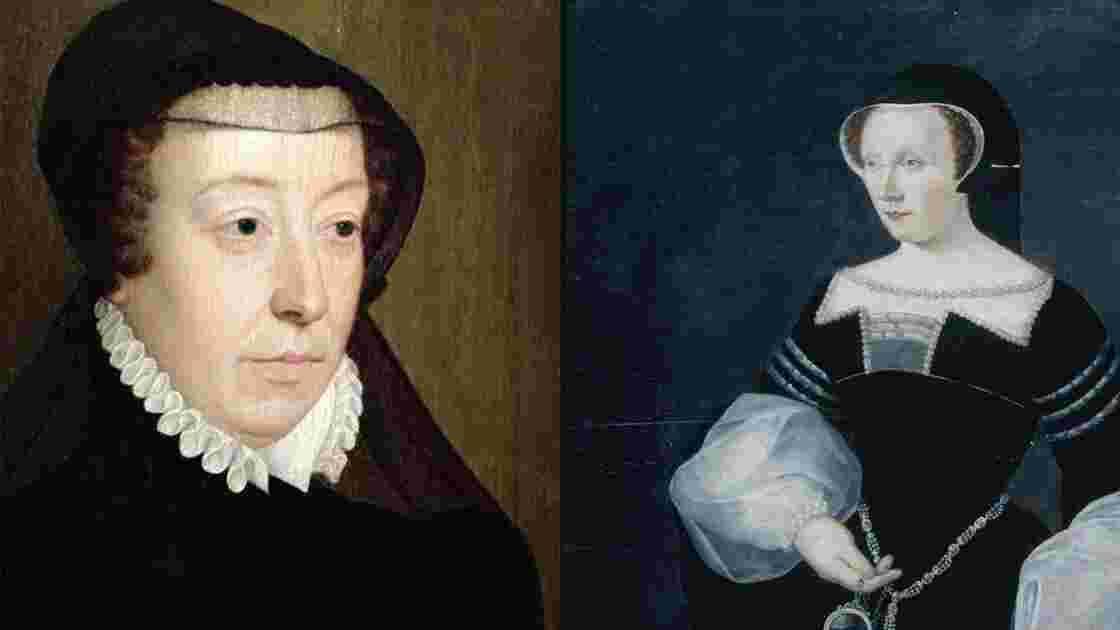 Catherine de Médicis, Diane de Poitiers… A Chenonceau, la grande rivalité des dames de cœur
