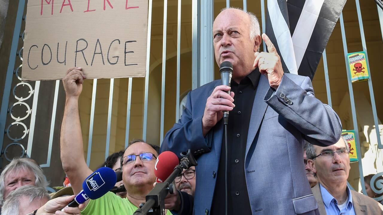 """Rennes: le maire de Langouët plaide pour un arrêté """"qui va dans le sens de l'histoire"""""""