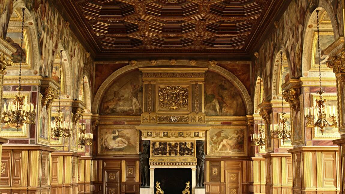 Le château de Fontainebleau : une splendeur… à des fins politiques