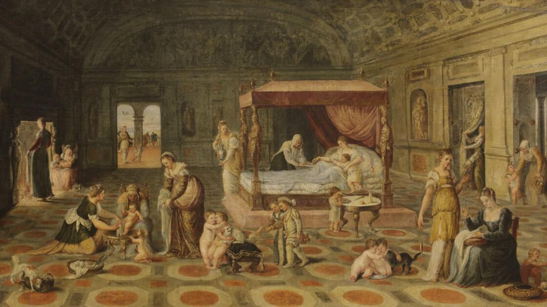 Châteaux de la Loire : Blois, la crèche royale