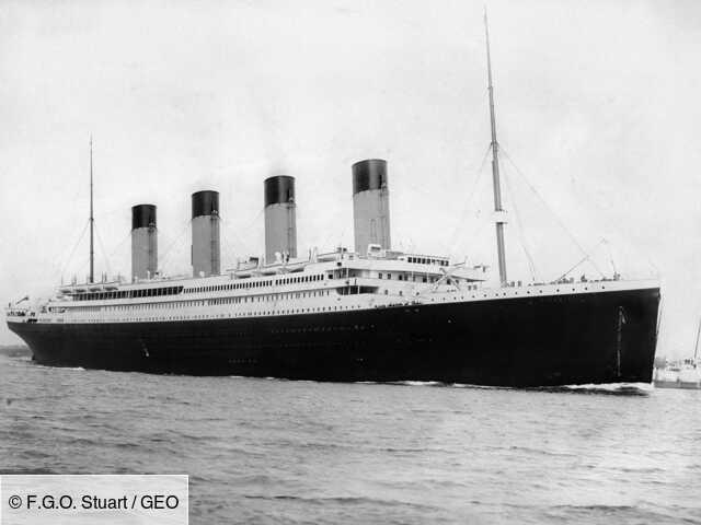 Un traité encadre désormais l'exploration de l'épave du Titanic
