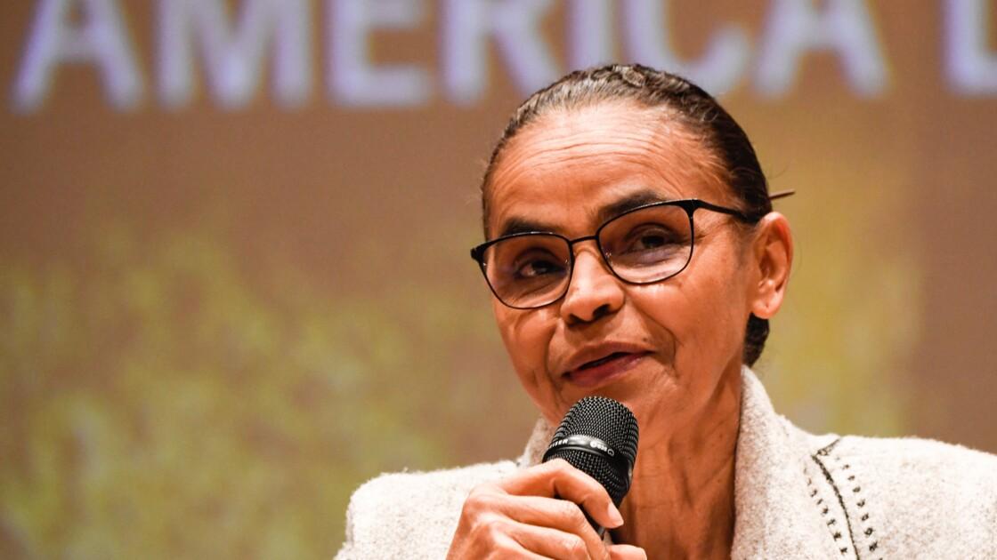 """Amazonie : la situation est """"hors de contrôle"""", dénonce l'écologiste Marina Silva"""
