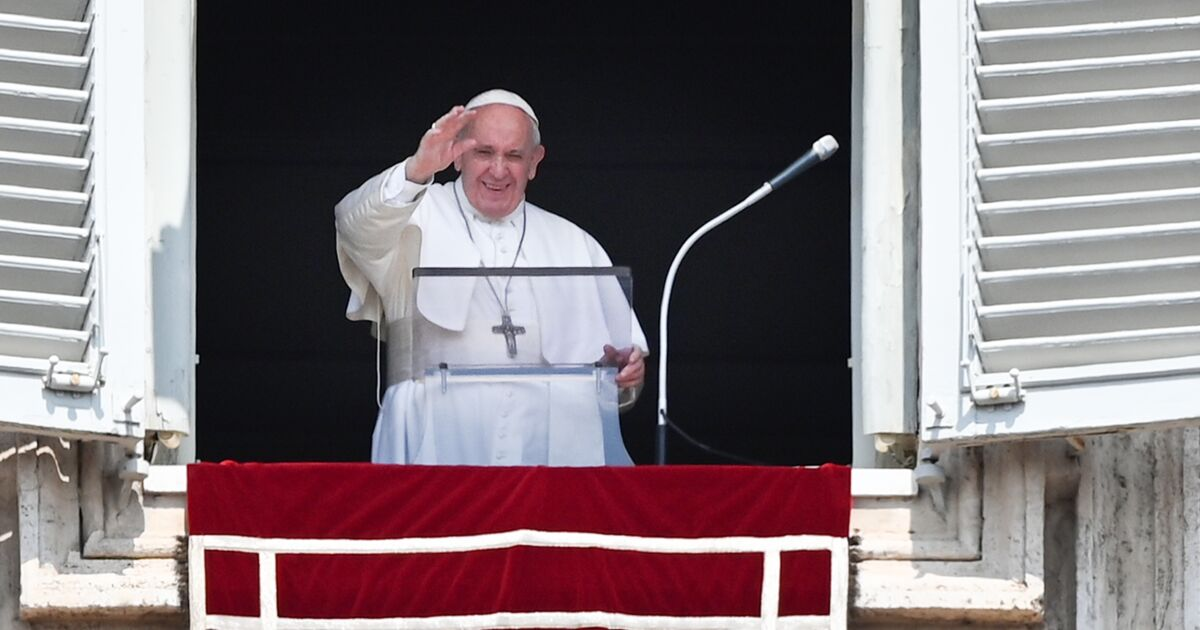 """Amazonie: le pape """"inquiet"""" pour le """"poumon vital"""" de la planète"""