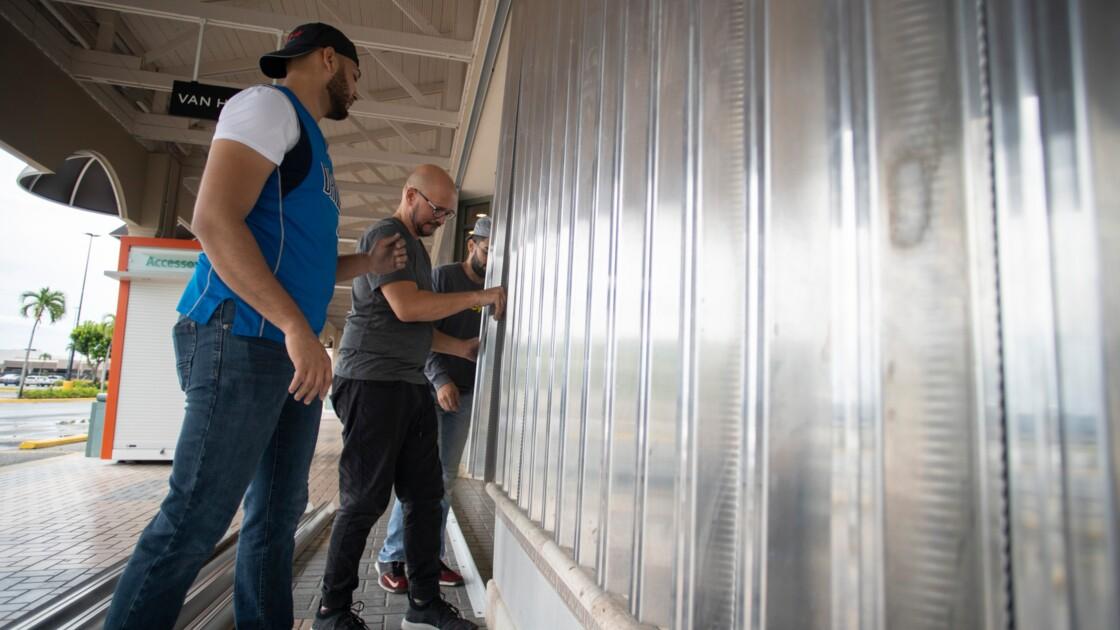 L'ouragan Dorian épargne relativement Porto Rico, la Floride menacée