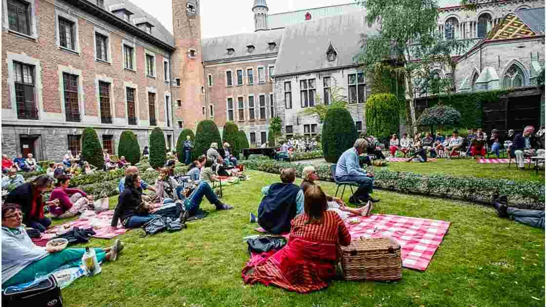 A Tournai, en Belgique, un réjouissant festival entre musique et philosophie