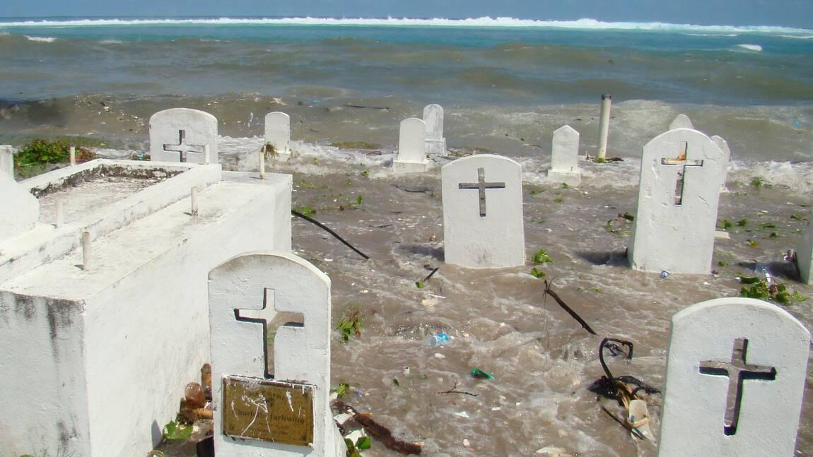 Hausse du niveau de la mer: les grandes puissances menacées elles aussi