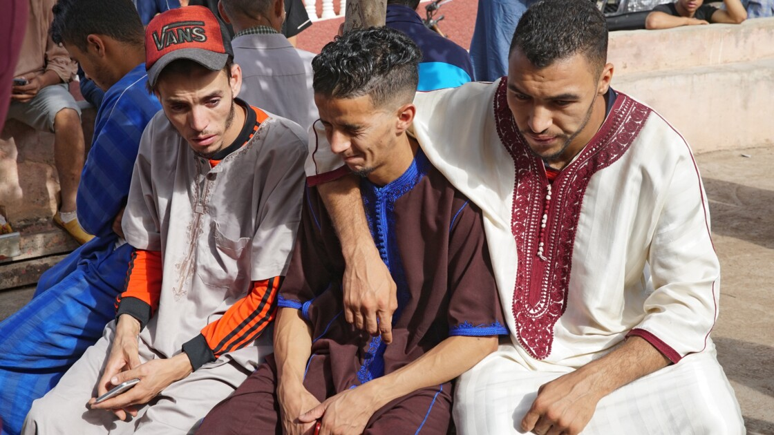 Tizert, village du sud du Maroc, sous le choc au lendemain d'une crue meurtrière