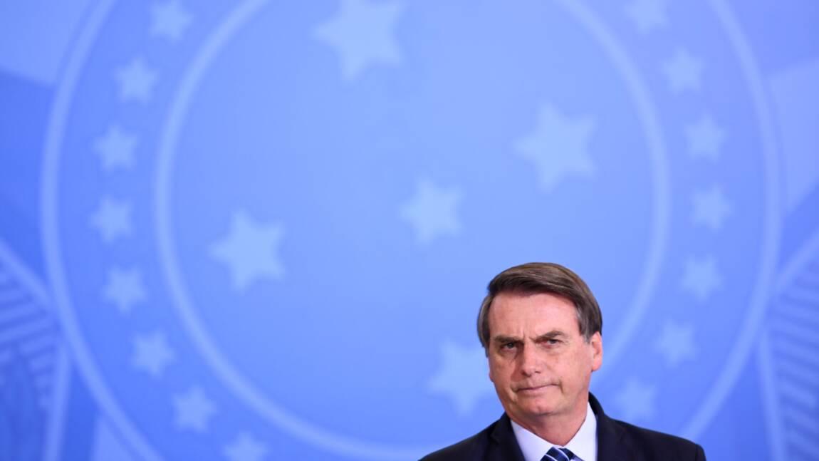 """Amazonie: Bolsonaro ira devant l'ONU même """"en fauteuil roulant"""""""