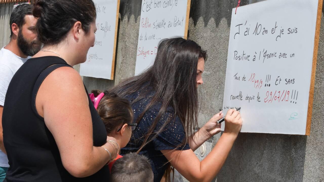 Arsenic à Conques-sur-Orbiel : la rentrée scolaire mobilise les parents