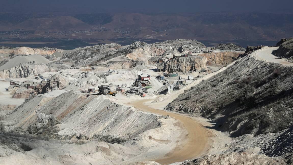 Au Liban, la lutte de David contre Goliath face aux carrières illégales