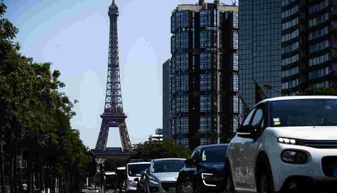 A Paris, les diesels dépassent les normes de pollution
