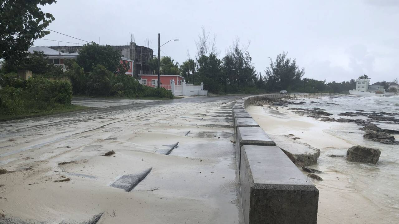 Qu'est-ce qu'un ouragan de catégorie 5 ?