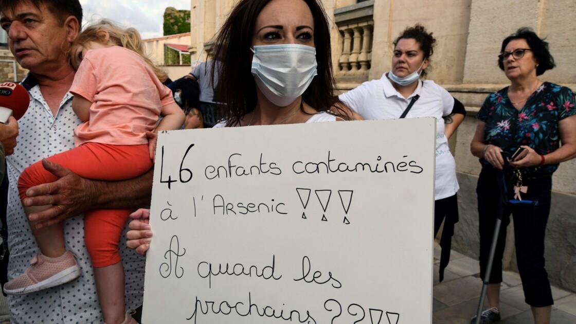 """Rentrée scolaire dans la """"vallée de l'arsenic"""": parents inquiets, préfecture rassurante"""