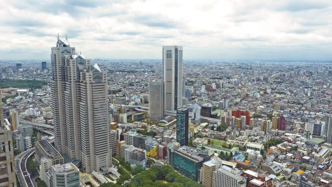 1 - Tokyo (Japon)