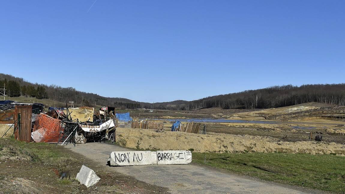 Barrage de Sivens: un nouveau projet d'irrigation sera choisi le 9 septembre