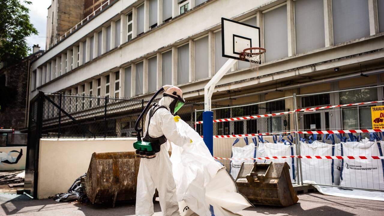 Pollution au plomb: cinq écoles parisiennes rouvrent jeudi, une nouvelle ferme