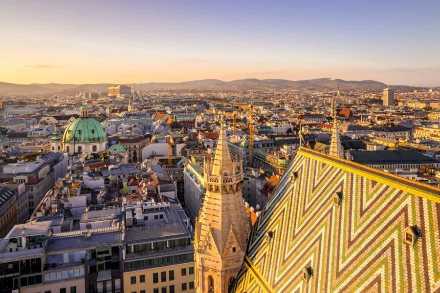 1 - Vienne, Autriche