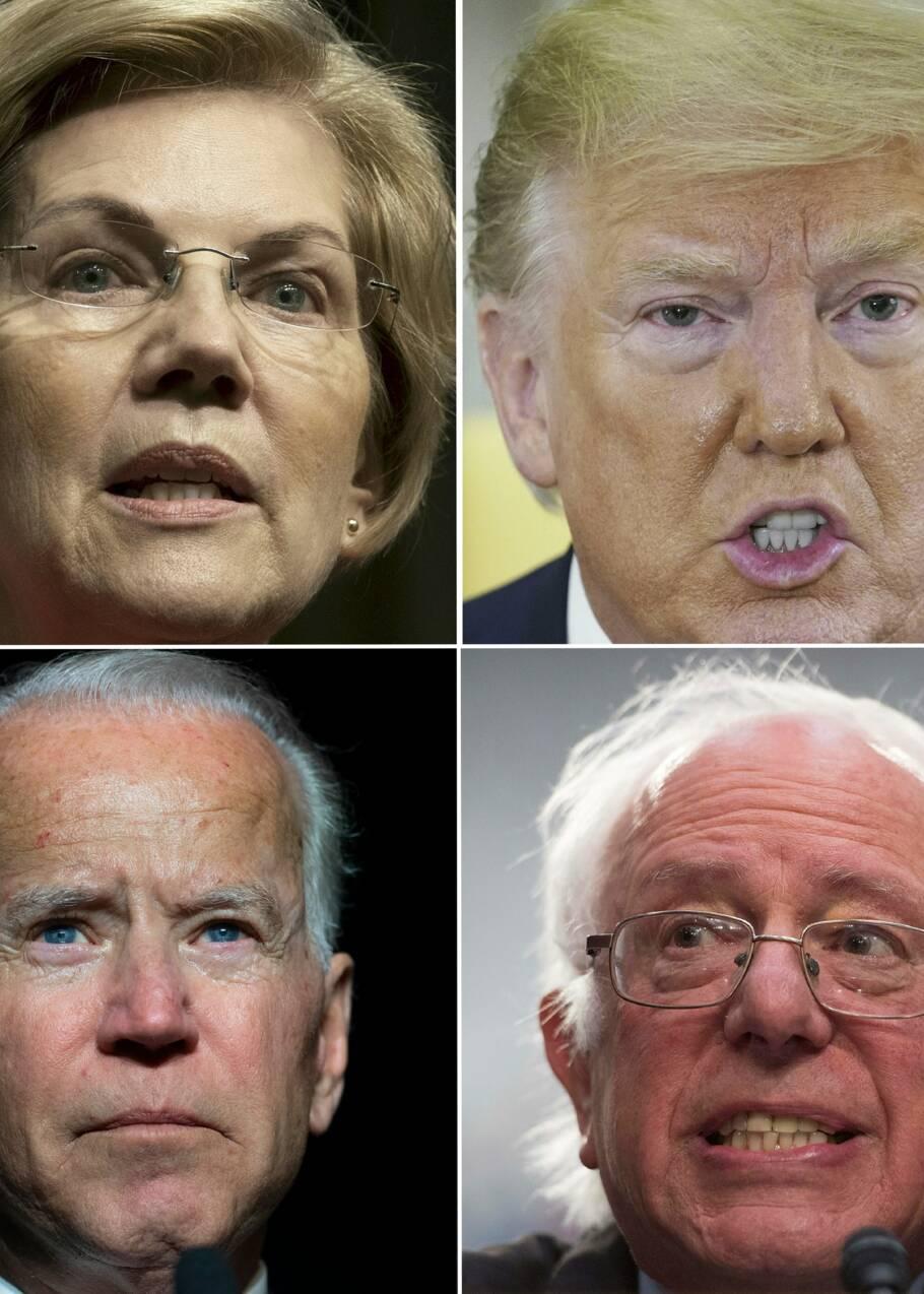 """La """"crise climatique"""" au coeur de la campagne démocrate pour la Maison Blanche"""