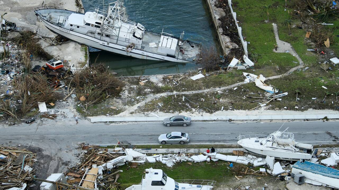 Bahamas: 76.000 personnes auraient besoin d'aide, l'ONU envoie 8 tonnes de vivres