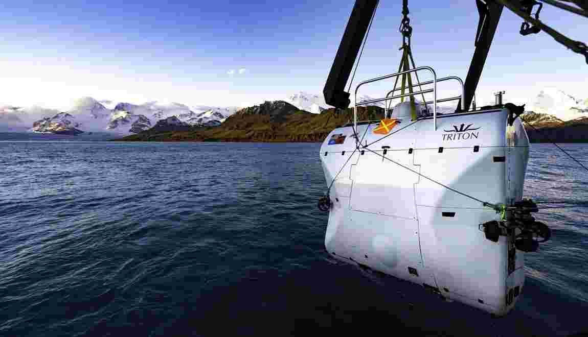 The Five Deeps, une expédition inédite dans les grandes profondeurs des cinq océans