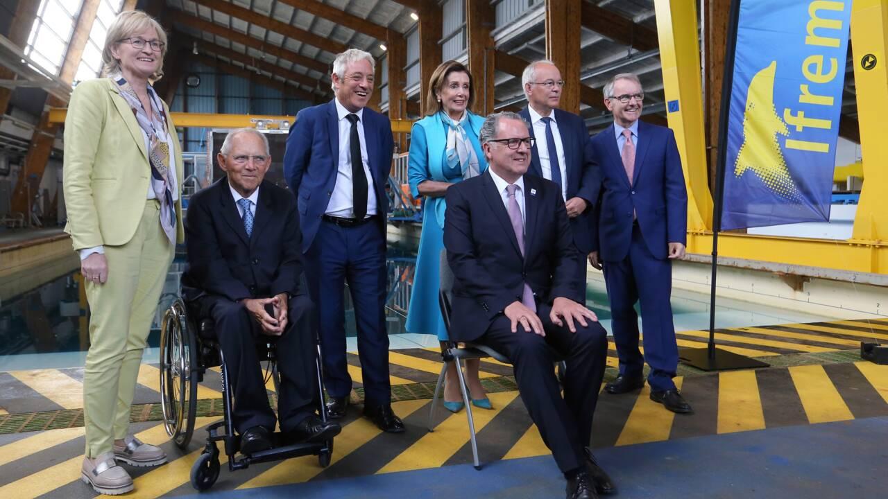 """G7 parlementaire: il y a """"urgence"""" à protéger les océans"""