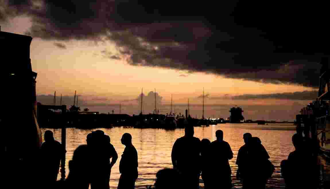 Dorian: début des évacuations aux Bahamas, bilan d'au moins 43 morts