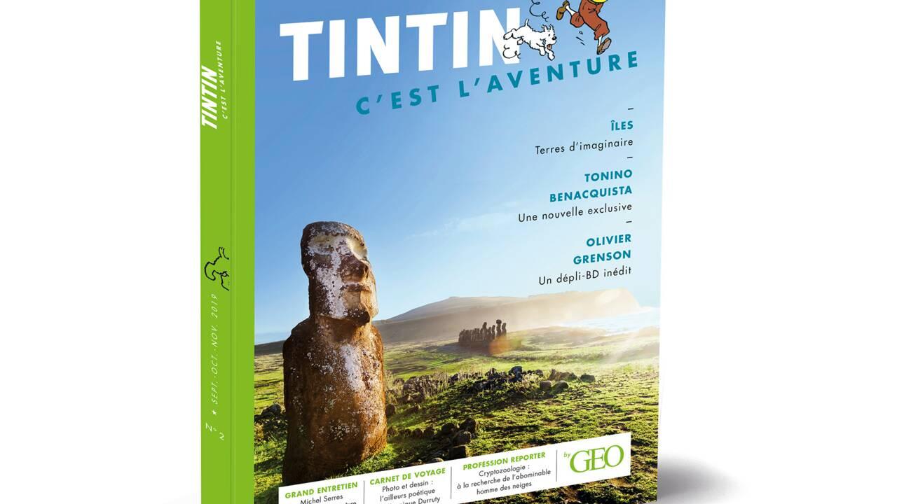 Hergé, Tintin, l'aventure : ce que Michel Serres nous confiait avant son décès