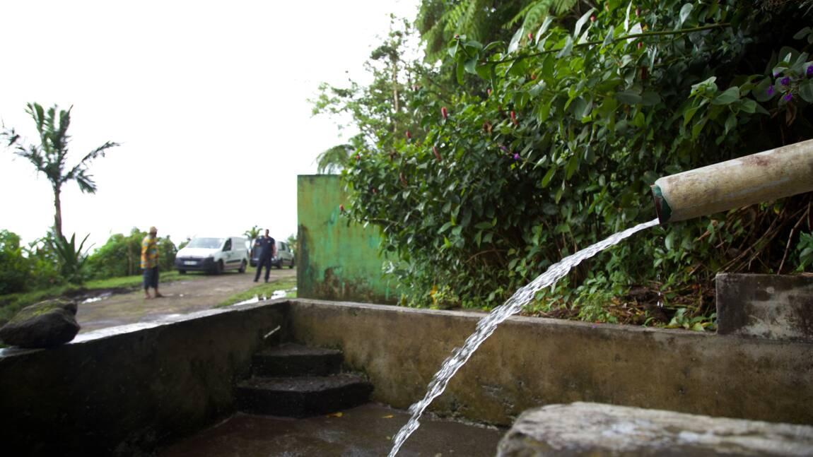 """Un rapport pointe """"la dégradation généralisée"""" de l'eau en Guadeloupe"""