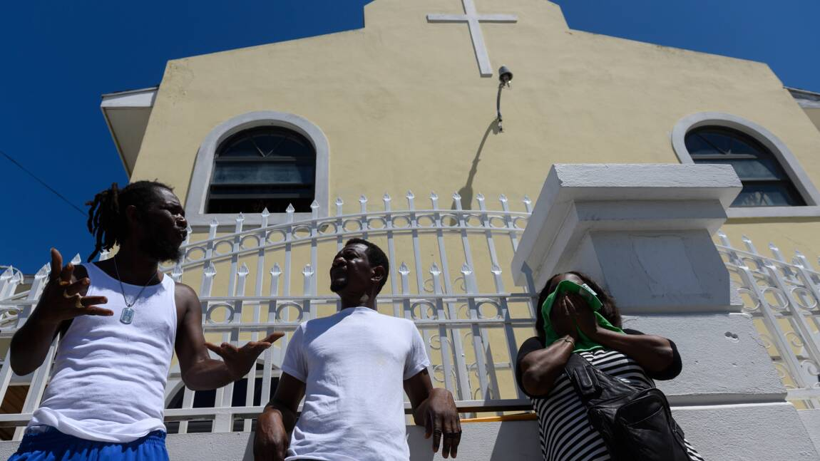 Après l'ouragan Dorian, les Haïtiens des Bahamas redoutent les tensions communautaires