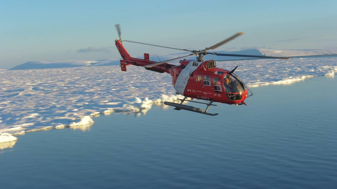 Le Canada veut renforcer sa présence militaire dans l'Arctique