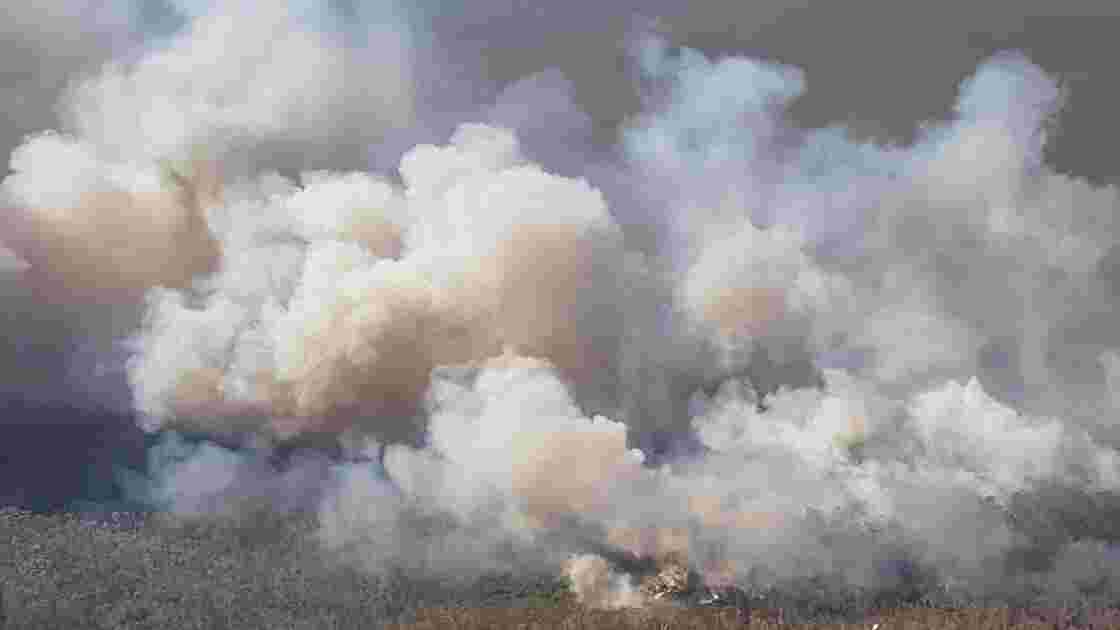 """En Australie, un combat """"herculéen"""" contre les feux de forêt"""