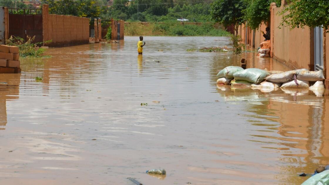 Niger : 57 morts et 130.000 sinistrés dans des inondations depuis juin