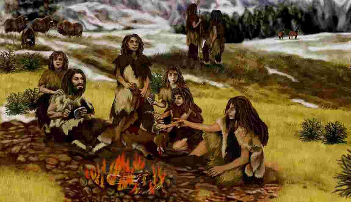 Les hommes préhistoriques buvaient déjà du lait il y a 6 000 ans