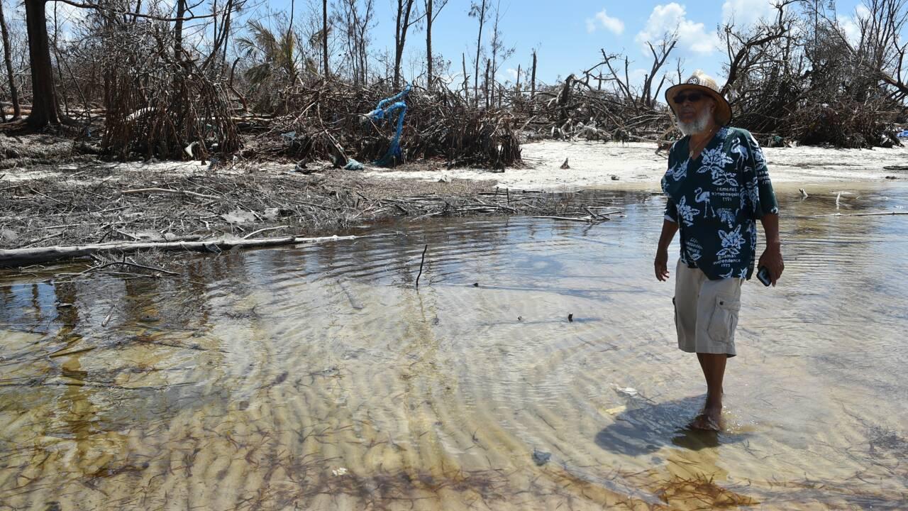 Bahamas: une marée noire, l'autre malédiction de l'ouragan Dorian