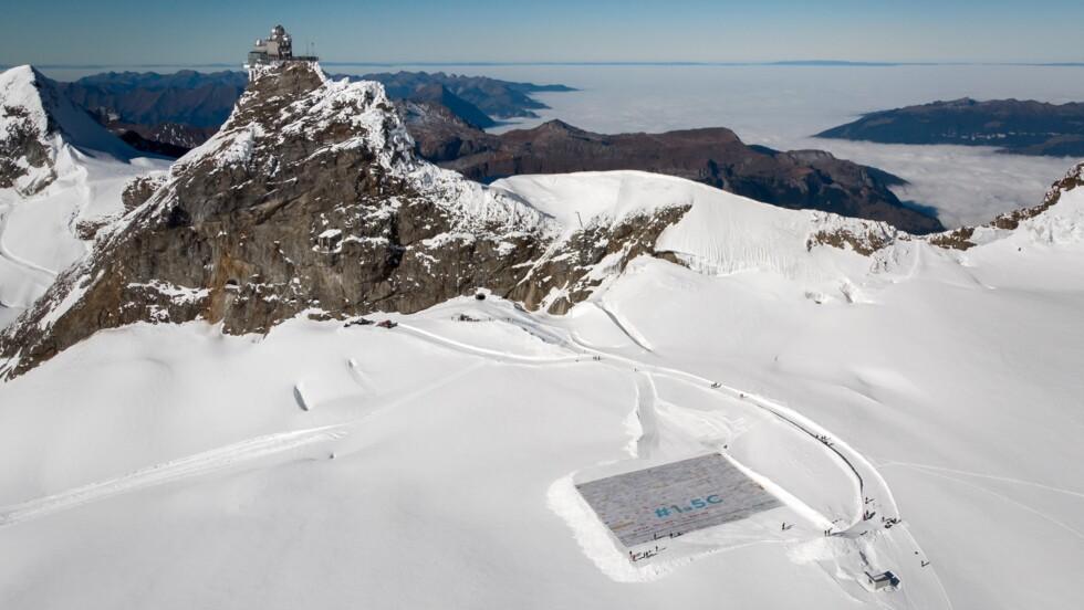 Le glacier d'Aletsch, le plus grand des Alpes, pourrait disparaître d'ici à 2100