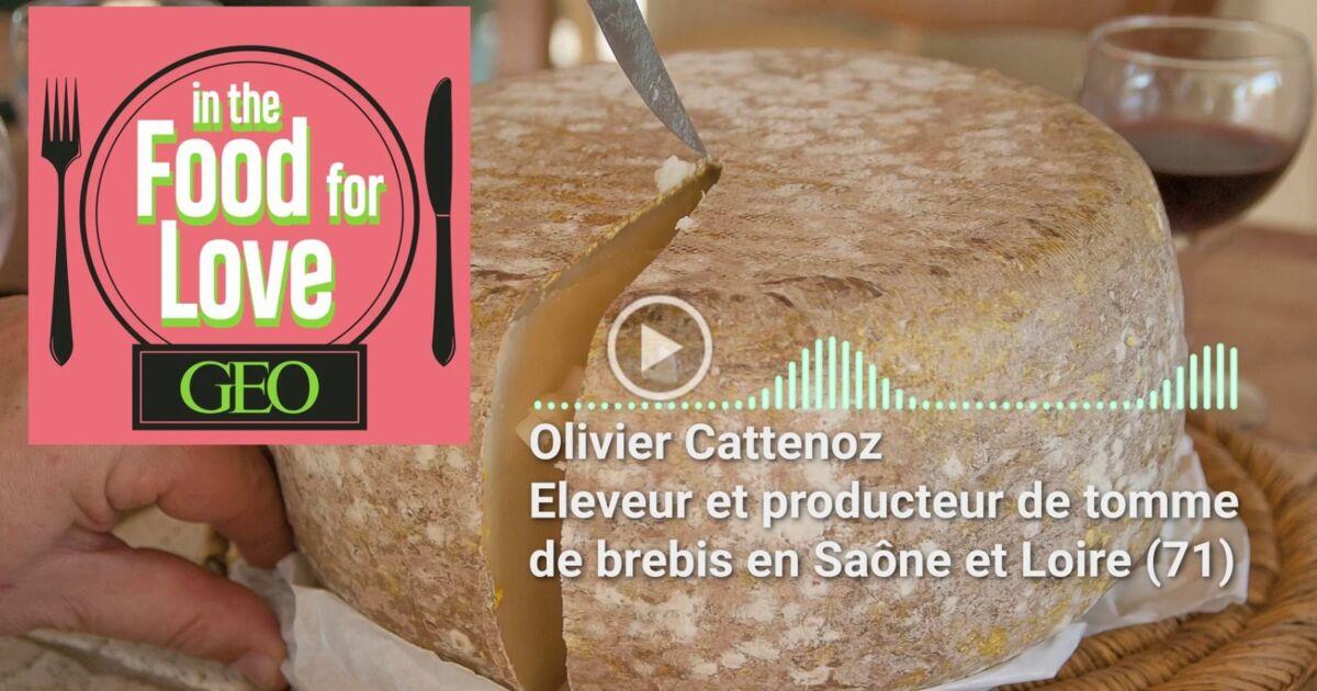 Podcast audio : la tomme de brebis ou l'expression du terroir