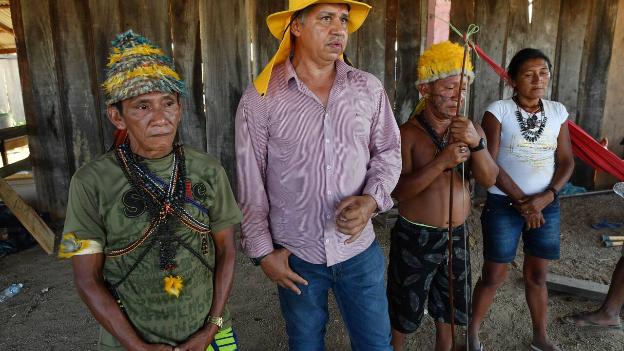 Brésil: des indigènes réclament la légalisation de l'orpaillage