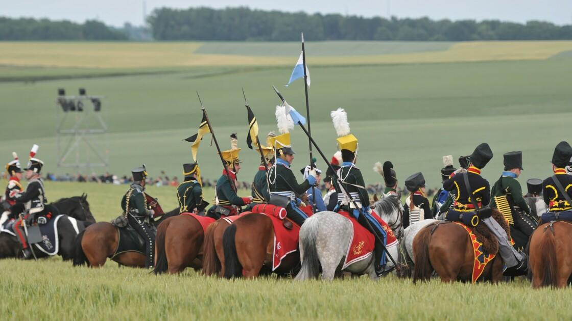 """Waterloo : du nouveau sur la """" morne plaine """""""