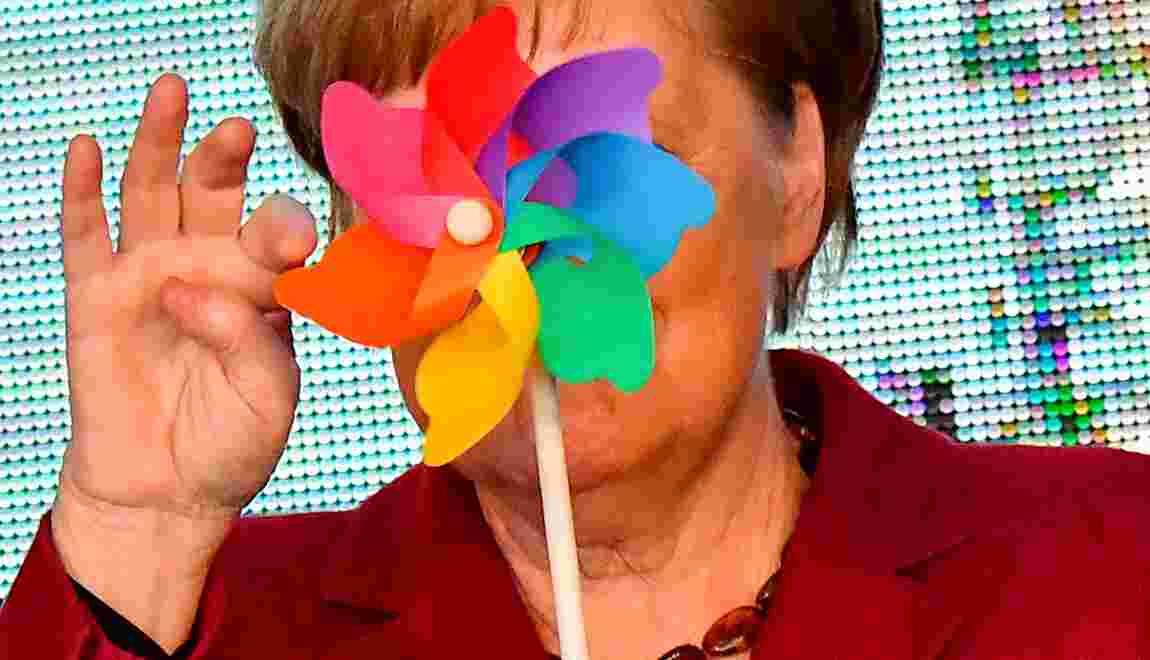 Sous pression, Angela Merkel dévoile sa stratégie climatique