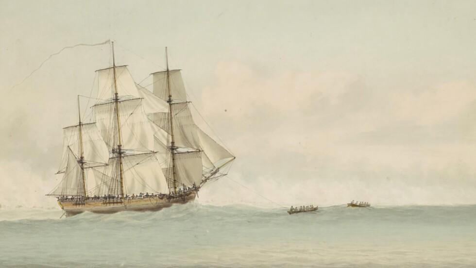 L'Endeavour, navire du capitaine Cook, enfin retrouvé plus de 240 ans après sa disparition ?