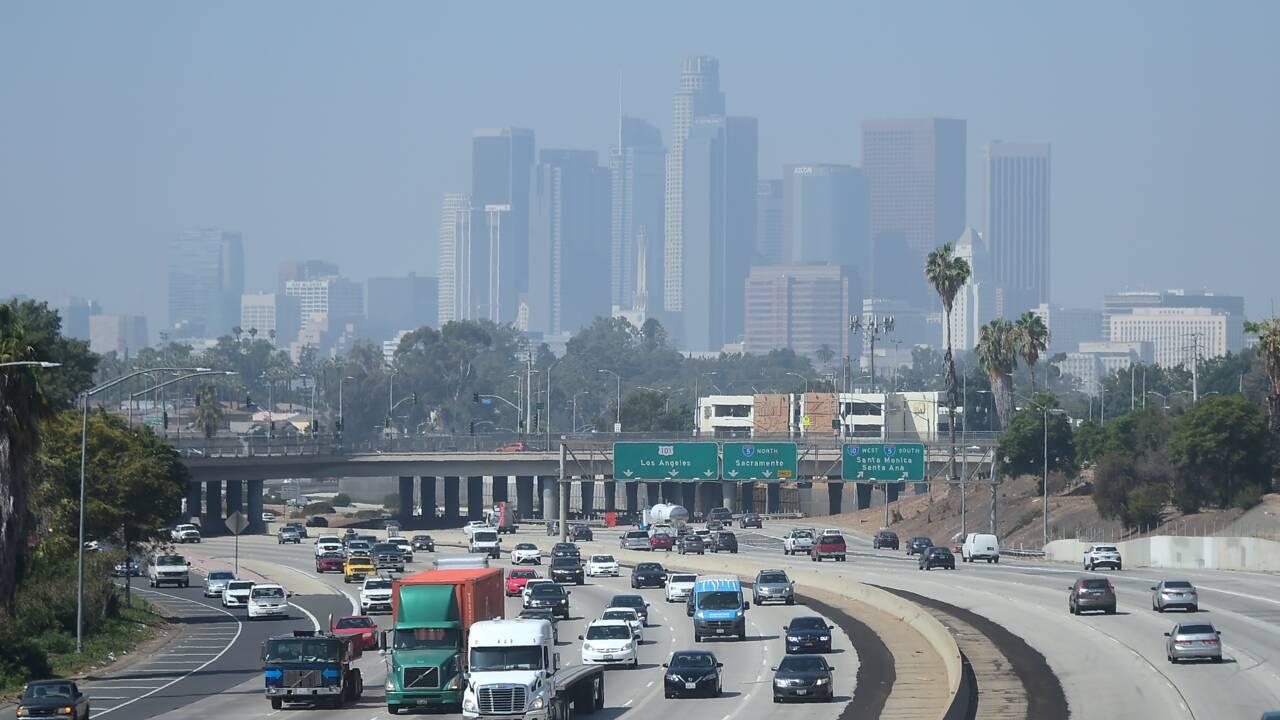 Normes CO2 automobiles: Trump révoque le pouvoir de la Californie