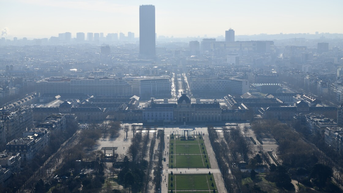 Paris lance une carte interactive qui dévoile en temps réel la pollution de l'air dans la capitale