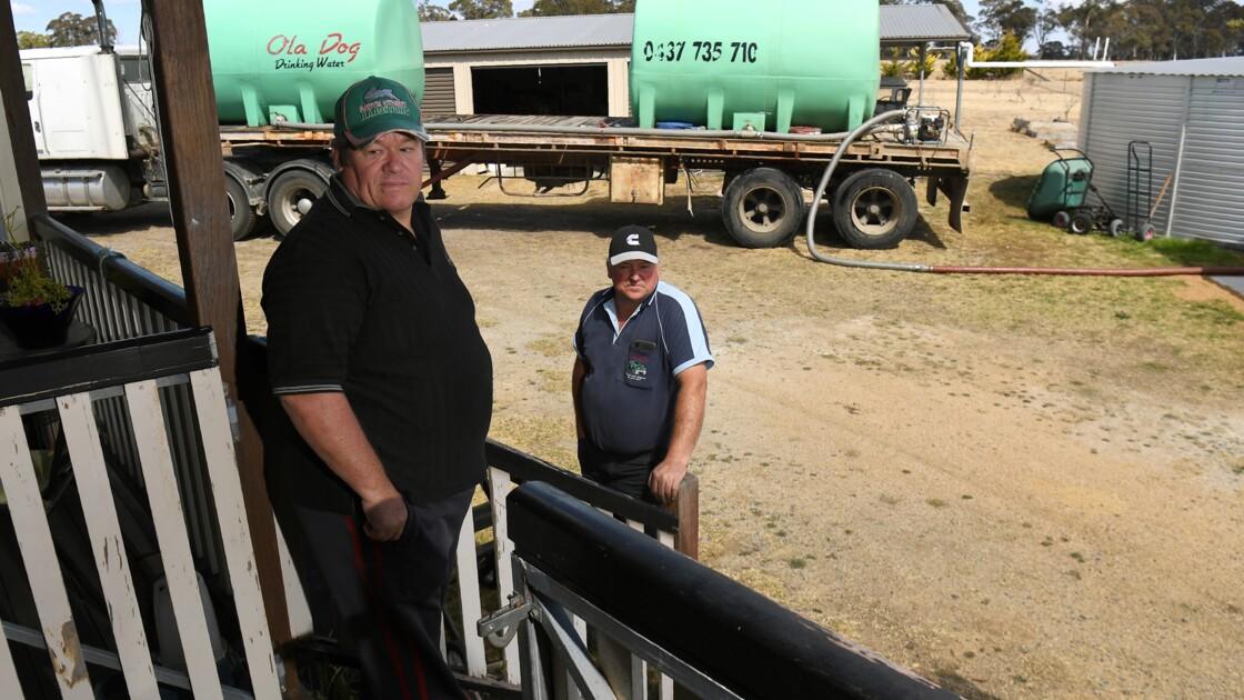 """Une sécheresse exceptionnelle rapproche l'Outback australien du """"Jour Zéro"""""""